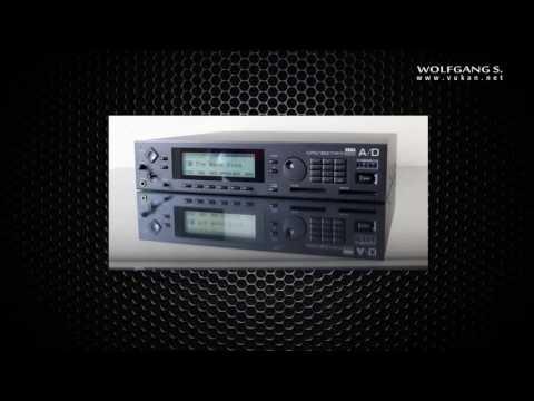 Korg Wavestation A/D - User Presets Demo