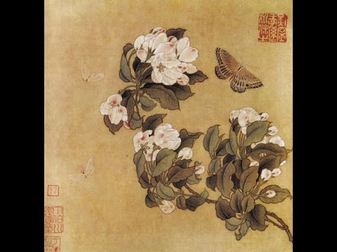 Chinese Painting  1  -Flower  and  Bird