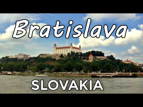 Bratislava attractions and places of interest