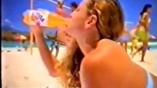 Fanta (Sabor em Alta Voltagem) - Anos 90