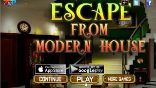 Escape From Modern House Walkthrough