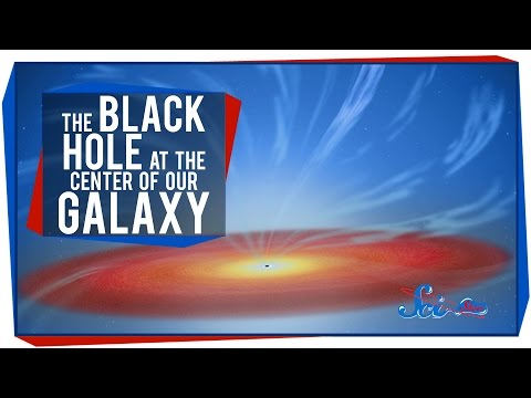The Black Hole at the Center of Our Galaxy: Don't Panic!