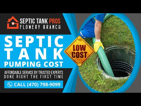 Septic Tank Cost in Lakemore