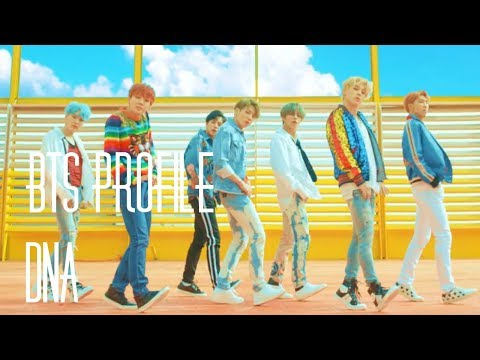 "BTS Profile | ""DNA"""