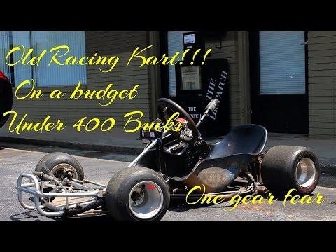 Go Kart Buyers Guide-Racing Karts