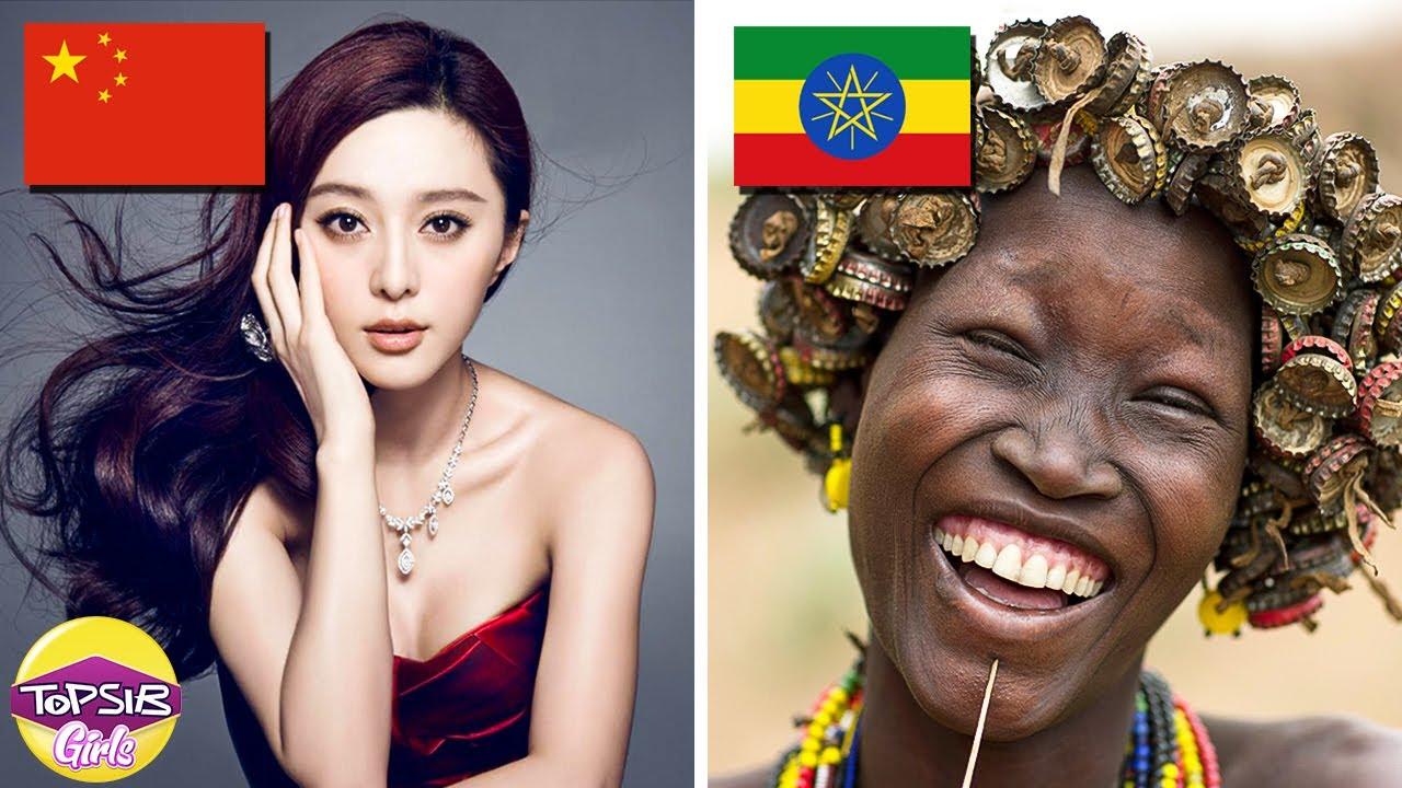 15 นิยามความสวยของผู้หญิงในแต่ละประเทศ (สุดยอด)