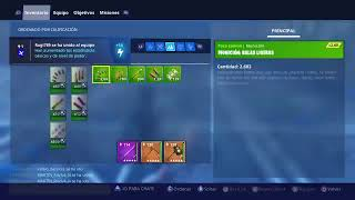 GIFTING 2 FORTNITE MODERATED WEAPONS Save the World avec Dario2227 id ELXMATAXBOX