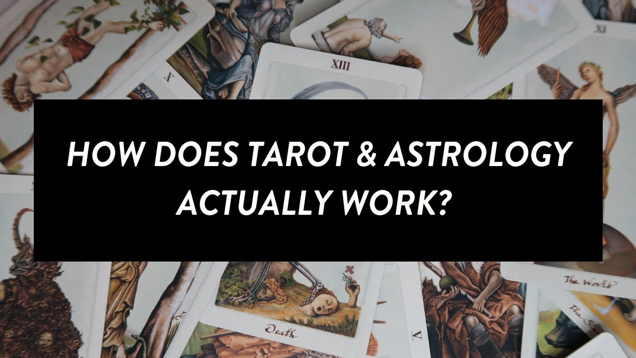 EPISODE 6 - HOW DOES TAROT & ASTROLOGY ACTUALLY WORK?