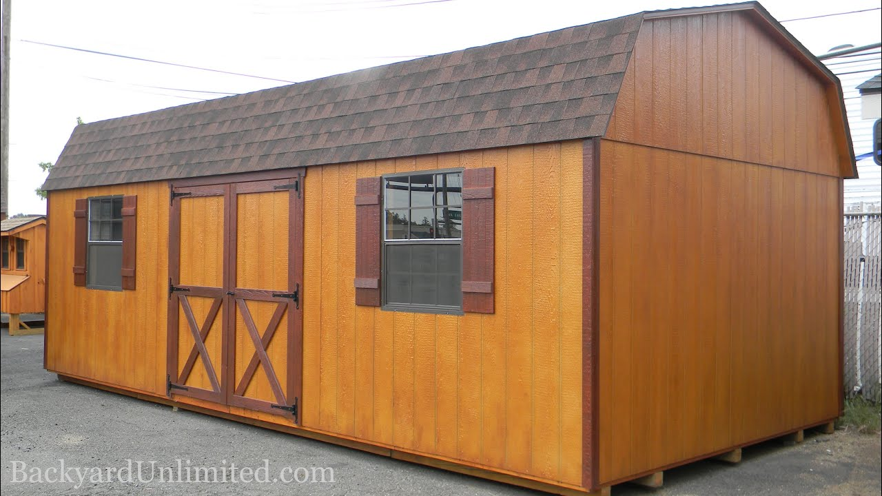 How Build Storage Shed