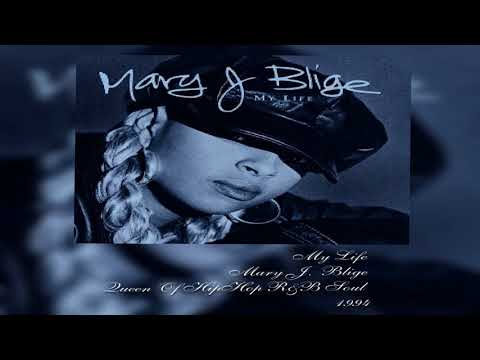 Mary J Blige - I Never Wanna Live Without You [ My Life 1994]