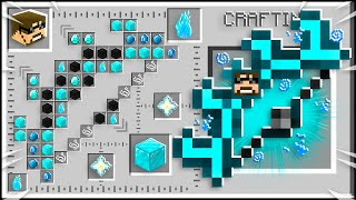 How to Craft SSundee's $1,000,000 Bow in Minecraft! *OP*
