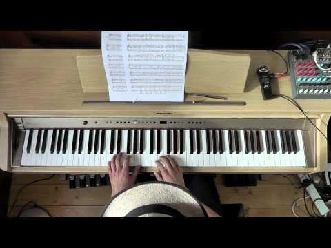 Aphex Twin - Aisatsana [102] (Piano Cover)