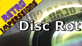 Disc Rot - What is it, how is it affecting cd based games, and how can you can avoid it?
