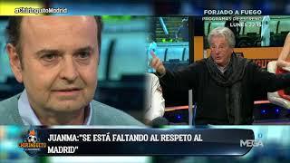 🔥¡SALTAN CHISPAS!🔥 ¡BRUTAL CARA A CARA entre Juanma Rodríguez y D' Alessandro sobre el Madrid - PSG!