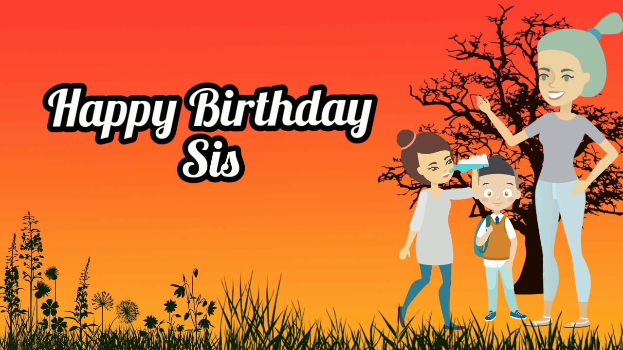 Ucapan Selamat Ulang Tahun Kakak Perempuan Tercinta