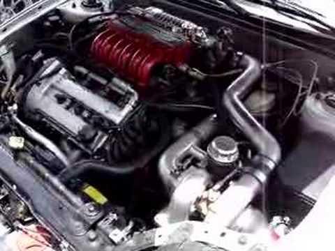 05 tiburon turbo kit