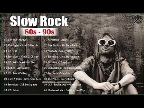 Mejores Canciones De Rock En Ingles - Clasicos del Rock en Ingles de los 80 y 90