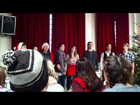 Weihnachtsfrühstück, Ensemble Dez 2010 - Skarlett Lipinsky