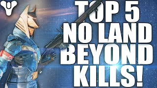 Destiny: Top 5 Insane No Land Beyond Sniper Kills Of The Week / Episode 76