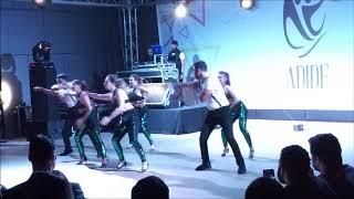 Fadi Fusion Dubai Project Abu Dhabi Salsa Festival 2018