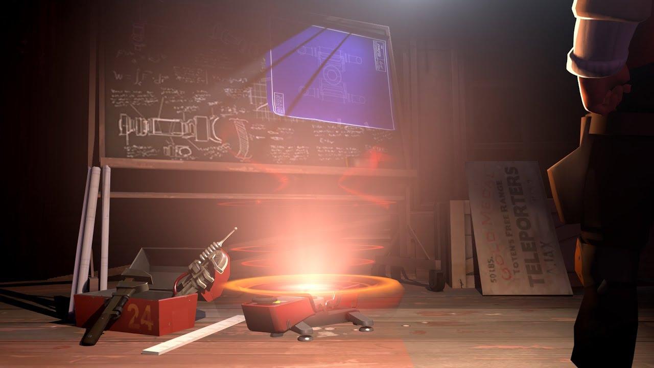 Engie Brain #4 - Advanced Teleporter Maintenance