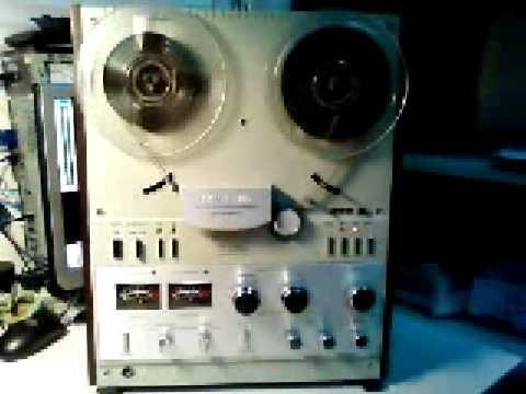 Soyuz 110 S. Russian R2R Tape