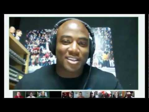 Dallas Cowboys First Google Hangout Demarcus Ware