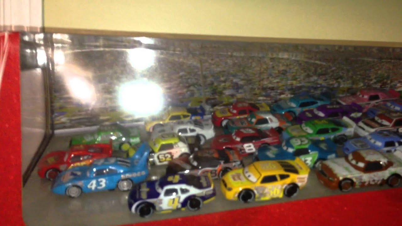 Disney Pixar Cars Diecast Toy Collection Youtube