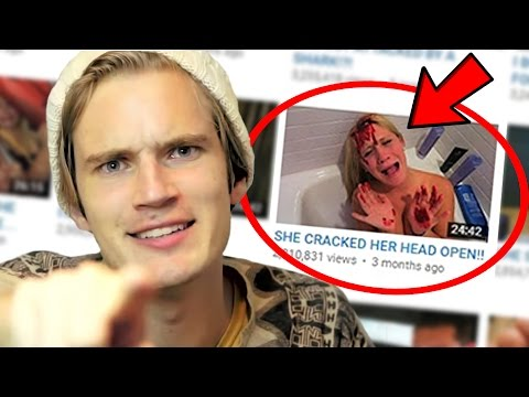 Thumbnail: Top 10 MOST CLICKBAIT Youtubers! (Lance Stewart, Pewdiepie & More)