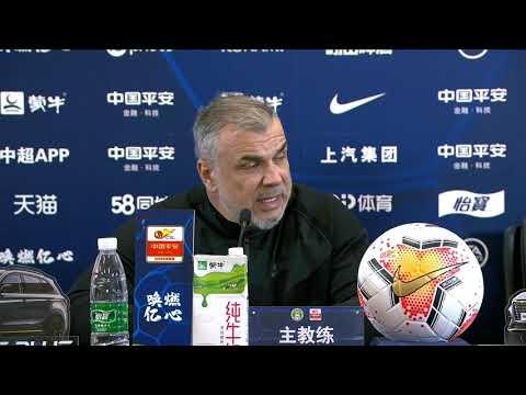 [CSL] 20201112 Cosmin Olăroiu post-match press conference Guangzhou Evergrande vs Jiangsu Suning