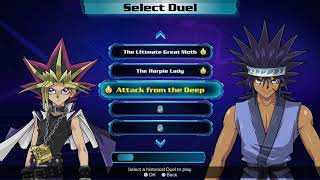 Yu-Gi-Oh! Legacy of the Duelist : Link Evolution Campaign Mode- Episode 2