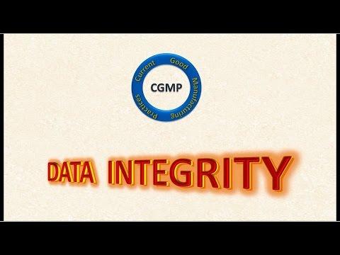 Data Integrity in Pharma Industry
