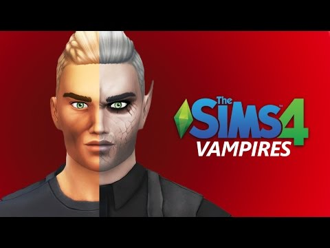 Let's Play The Sims 4 Vampires   Part Two