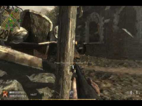 Cod5-multiplayer gameplay