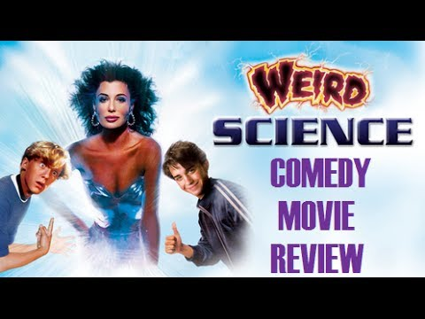 WEIRD SCIENCE ( 1985 Kelly LeBrock ) Comedy Movie Review