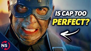 Is Captain America TOO Perfect?