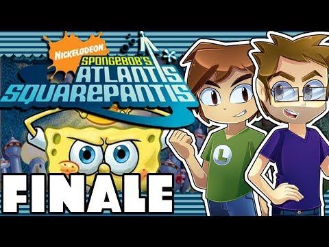 Spongebob's Altantis SquarePantis: Jak & Lev - FINALE