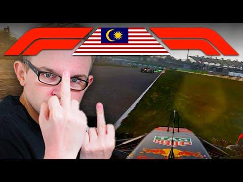 Jay CHEATET | Malaysia 1/2 🎮 F1 2017 S2 #29
