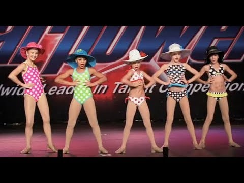 GROUP DANCES THAT DID NOT PLACE ON DANCE MOMS!!