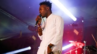 Azekel - New Romance (Glastonbury 2015)