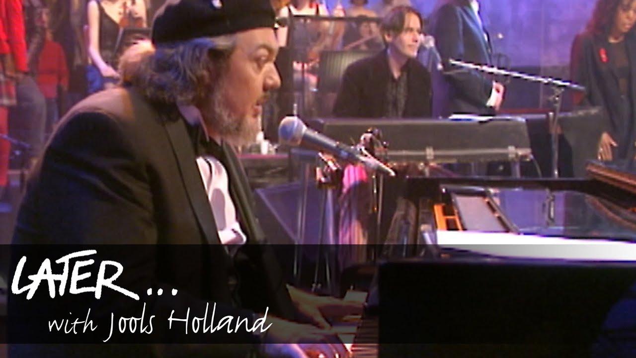 Dr John - Such a Night (ft. Eric Clapton) (Jools' Annual Hootenanny 1995)