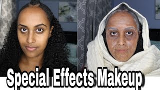 Special Effect Old age Make up ... Adey Haben |English &Tigrigna talkover