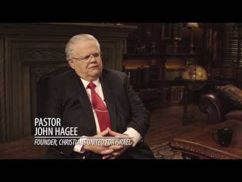 Part 1: Pastor John Hagee on President Trump's Support for Israel + Need to Keep Jerusalem Unified