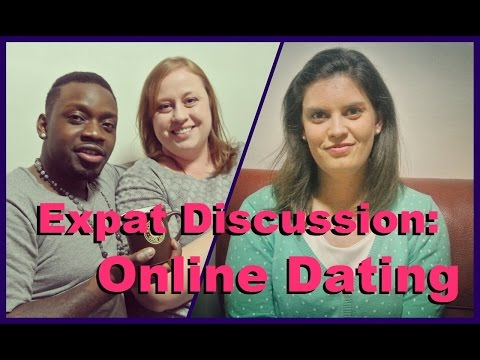 Expat Discussion: Online Dating Overseas