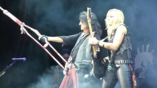 Alice Cooper Full Show, Live at Virginia Beach on 8/20/14 opening for Motley Crue!!