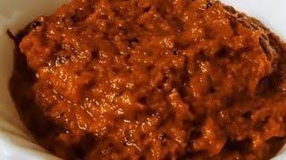 Onion Chutney   for Idli, Dosa and Rice  ఉల్లి పచ్చడి   Ullipaya Pachadi   Onion chutney recipe