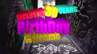 BIRTHDAY XAM WELCOME