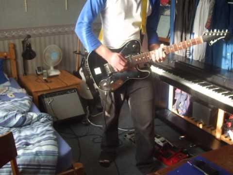 Saturday Superhouse | Biffy Clyro | Guitar Cover