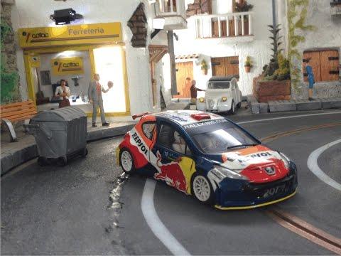 Rally SLot Car Scalextric Jrc 2014(2)