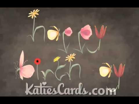 Birthday E Cards